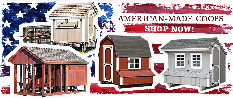 american made coops