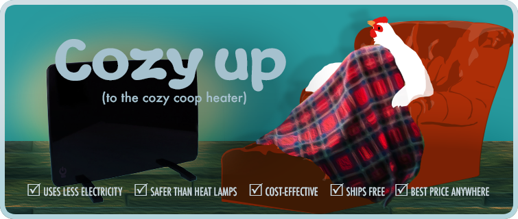 Cozy Coop only $39