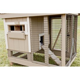 All in one 4x6 chicken coop up to 7 chickens from my pet for 4x6 chicken coop