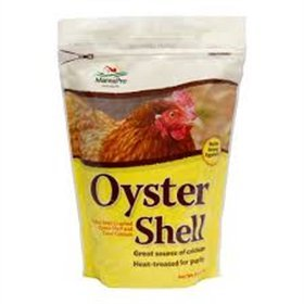 Crushed oyster shells 5lb bag from my pet chicken for Crushed oyster shells for landscaping