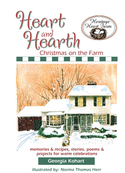 Heart And The Hearth Christmas On Farm From My Pet