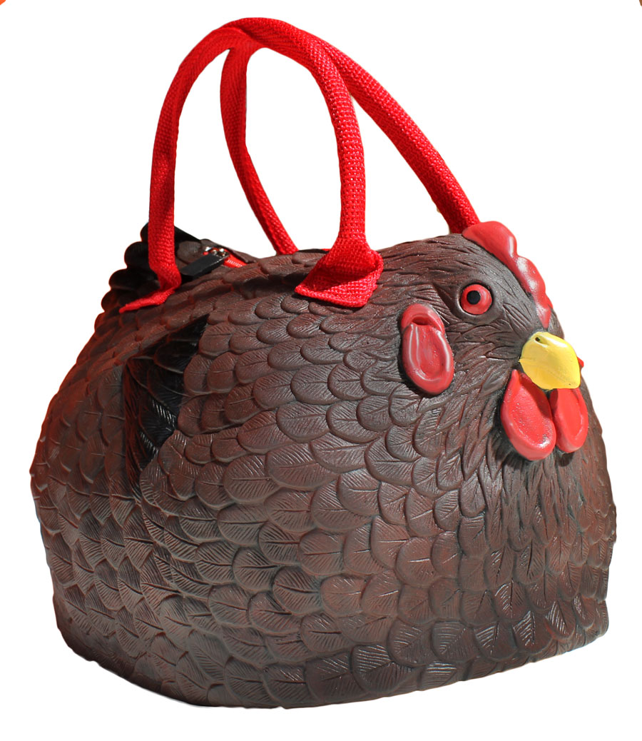 Quot Henbag Quot Chicken Purse Yellow From My Pet Chicken