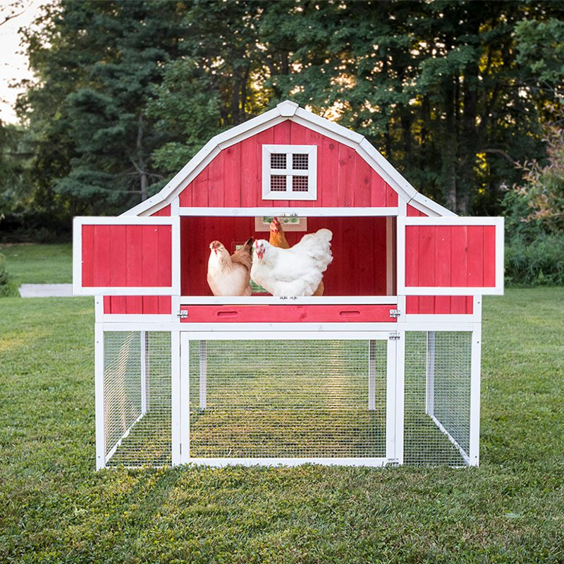 Quot The Gambrel Roof Quot Chicken Barn 9 12 Chickens