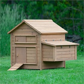 The Bungalow Chicken Coop(up to 6 chickens)