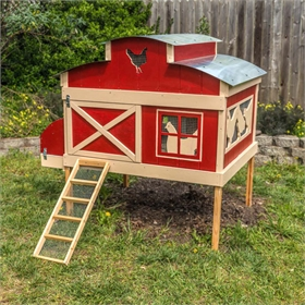 Hen Haven DIY Kit (9-12 chickens)