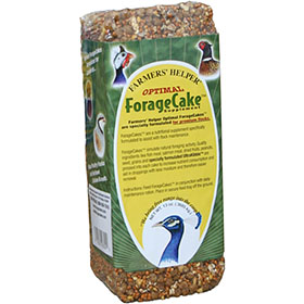 Optimal ForageCake Supplement (all poultry)