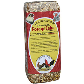 Original ForageCake Supplement (Chickens only)