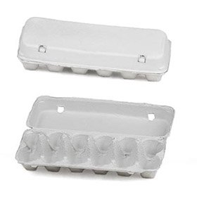 Pulp Egg Carton - 12 Eggs