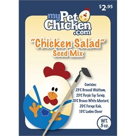 Chicken Salad Seed Mix (non-GMO)
