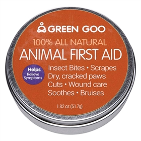 Green Goo Herbal Wound Salve, 1.82 oz.