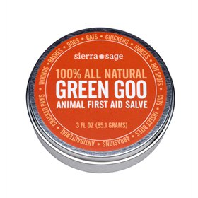 Green Goo Herbal Wound Salve