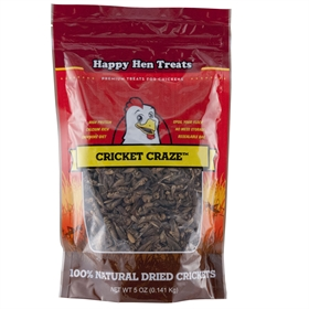 Happy Hen Treats, Cricket Craze™, 5 oz