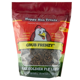 Happy Hen Treats - Grub Frenzy (2 sizes)