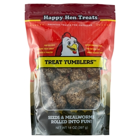 Happy Hen Treats Treat Tumblers, 14 oz