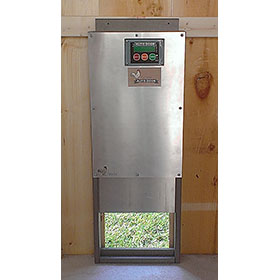 Automatic Chicken Door - Battery Powered