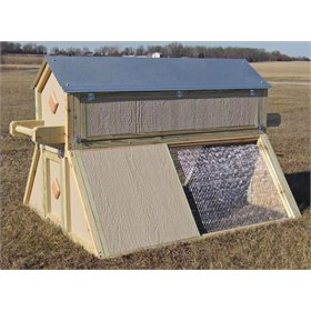 The Katy Coop (for 2-4 chickens)