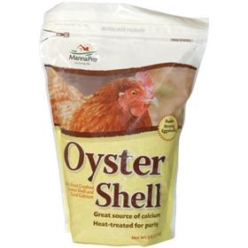 Crushed Oyster Shells, 5lb bag