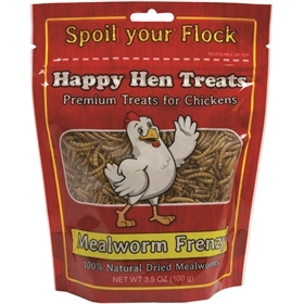 Happy Hen Treats Mealworm Frenzy (2 sizes)