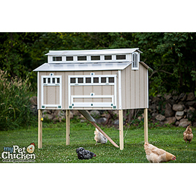 Nantucket Coop (12-18 chickens)