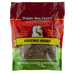 Happy Hen Treats Nesting Herbs, 1 lb