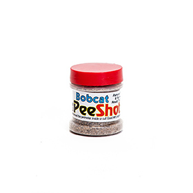 Bobcat Pee Shots 5 pack- Repels Moles, Voles, Mice