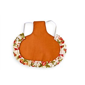 Fancy Hen Apron - Rag Doll