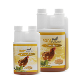 RopaPoultry Oregano Oil+ Supplement (250-500 ml)