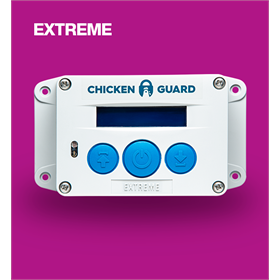 ChickenGuard Extreme Door Opener