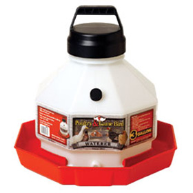 Plastic Hanging Waterer - 3 Gallon