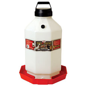 Plastic Hanging Waterer - 7 Gallon