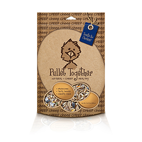 Pullet Together Chicken Treat