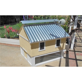 Smart Chicken Coop--Cold Weather Package