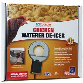 Chicken Waterer De-Icer