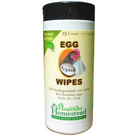 Egg Wipes (for 300 eggs)