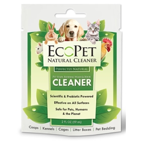 EcoPet Cleaner, Bedding Refresher + Compost Accelerator