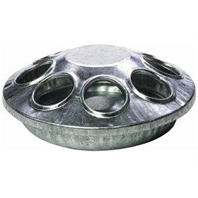 Round Galvanized Feeder