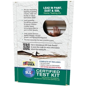 Lead Test Kit (1 test)