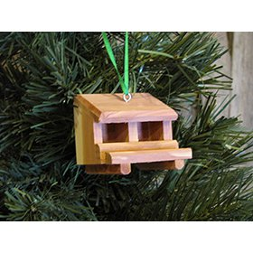Handmade Chicken Nest Ornament