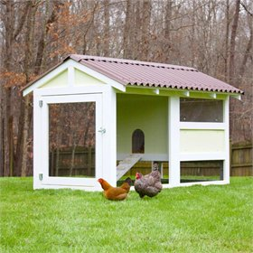 The Playhouse Coop Kit (up to 8 chickens)