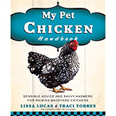 My Pet Chicken Handbook, Signed by the Authors
