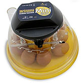 Mini Eco Manual Incubator (10 eggs)