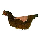 Chicken Saddle