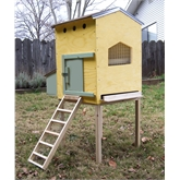 Small Hen House DIY Starter Kit (2-3 Chickens)