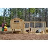 Welsummer Chicken Coop (Up to 8 chickens)