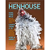 HENHOUSE book
